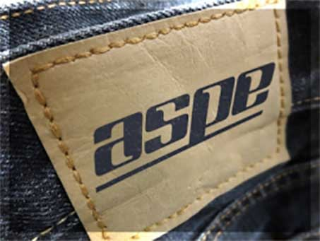 ASPE Sprinter Leather patch