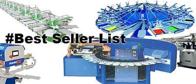 Screen Printing Machine Best Seller